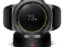 ساعة سامسونج كير اس 3 فونينتر للبيع شبه جديدة لان غي مستعملة نهائيا