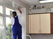 شركة تنظيف المنزل بخمس مشيط