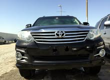 Toyota Fortuner for sale in Sharjah