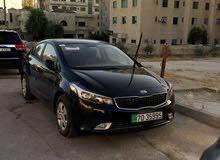 Automatic Kia 2018 for rent - Amman