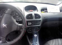 Peugeot 206 2006 for sale in Amman
