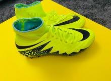 football shoes (Nike hypervenom)