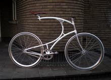 Vanhulsteijn cyclone Classic Antique Vintage Handmade bike in excellent condition for sale