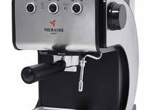 ماكينة صنع قهوة الإسبرسو