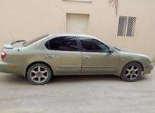Green Nissan Maxima 2000 for sale