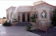 منزل غير مكتمل للبيع  في منطقة الحسنات بولاية نخل