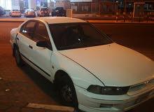 سياره ميتسوبيشي جالنت موديل 2002 للبيع