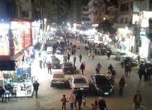 محل للايجار شارع تجارى بين فيصل والهرم