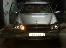 مرسيدس c200 2005 فل الفل