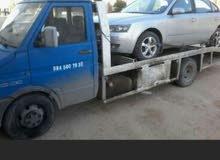 افيكو ساحبة للايجار لنقل السيارات المعطلة داخل وخارج ليبيا تونس مصراتة