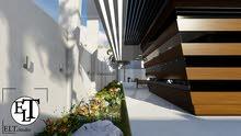 مهندس معماري لعمل الثري دي بالقطعة والتصميم المعماري