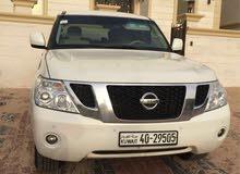 Nissan Patrol 2012 For sale -  color