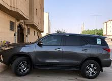 2017 Used Fortuner with Automatic transmission is available for sale