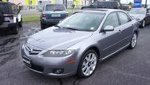 Mazda 6 2009 For sale - White color