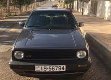 Volkswagen GTI car for sale 1991 in Amman city