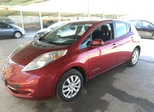 Used condition Nissan Leaf 2015 with 30,000 - 39,999 km mileage