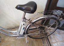 دراجة هوائية شحن مساعد يابانية اصلية