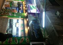 محل في جبل الحسين مخبز كعك + مطعم للبيع بسعر مغري بداعي السفر