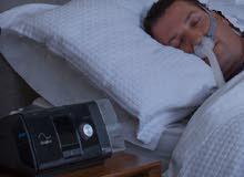 جهاز سيباب CPAP RESMED  , لعلاج أختناق التنفس أثناء النوم