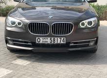 BMW 730LI 2013,GCC,like brand new,low Mileage,full option