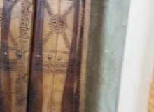 باب خشبي قديم تراثي عوماني