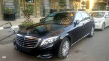 Automatic Mercedes Benz 2017 for rent