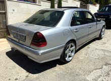 Automatic Mercedes Benz C 180 for sale