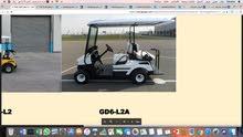 عربات جولف جديدة للبيع