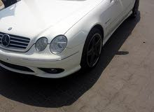 Mercedes Benz CL 550 2005 - Abu Dhabi