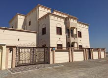 More rooms and More than 4 bathrooms Villa for rent in SeebAl Maabilah
