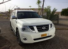 White Nissan Patrol 2014 for sale