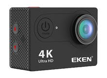 كاميرا Eken H9R تصوير 4K للبيع جديدة