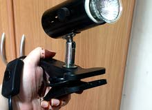 UV heating light
