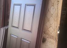 أبواب خشب موسكي ضلفة تركية حلق موسكي معالج ضد الرطوبة مقاس 215/100 سم. 215/80 سم