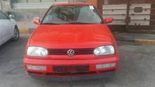 Red Volkswagen Golf 1998 for sale