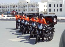 We looking Motor Bike Delivery Drivers Urgent