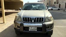 +200,000 km mileage Toyota Prado for sale