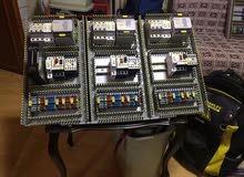 صيانة الاعطال الكهربائية والالكترونية.