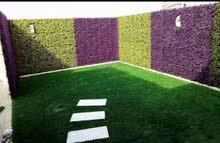 تنسيق حدائق وتصميم جوال 0542966107