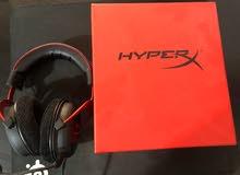 هايبر اكس كلاود 2 قيمنق 7.1 محيطية HyperX Cloud ll