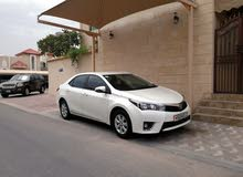 TOYOTA COROLLA 2.0XLI 2016 MODEL EXCELLENT CONDITION CAR FOR SALE