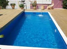 تنفيد احواض سباحة