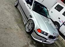 Automatic Grey BMW 1993 for sale