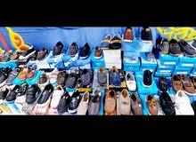 احذية استك للبيع جمله  الطرف 7ونص الكميه 850 طرف نساء واطفال 0919737871