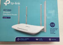 راوتر tp-link  دبل باند