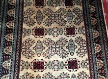 hand made, organic wool and natural color Afganistan carpet.