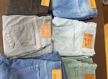سراويل جينز  تركية جملة  وقطاعي 30 د.ل