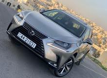 سيارات لكزس Nx 2020 للبيع في الأردن