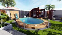 تصميم حدائق و تصميم داخلي تصميم 3D
