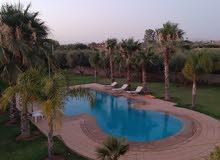 فيلا 6 غرف لليجار اليومي في مراكش